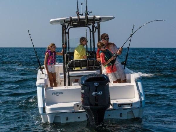 2020 Robalo boat for sale, model of the boat is R230 & Image # 2 of 24