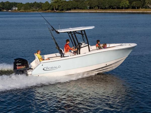 2020 Robalo boat for sale, model of the boat is R230 & Image # 4 of 24