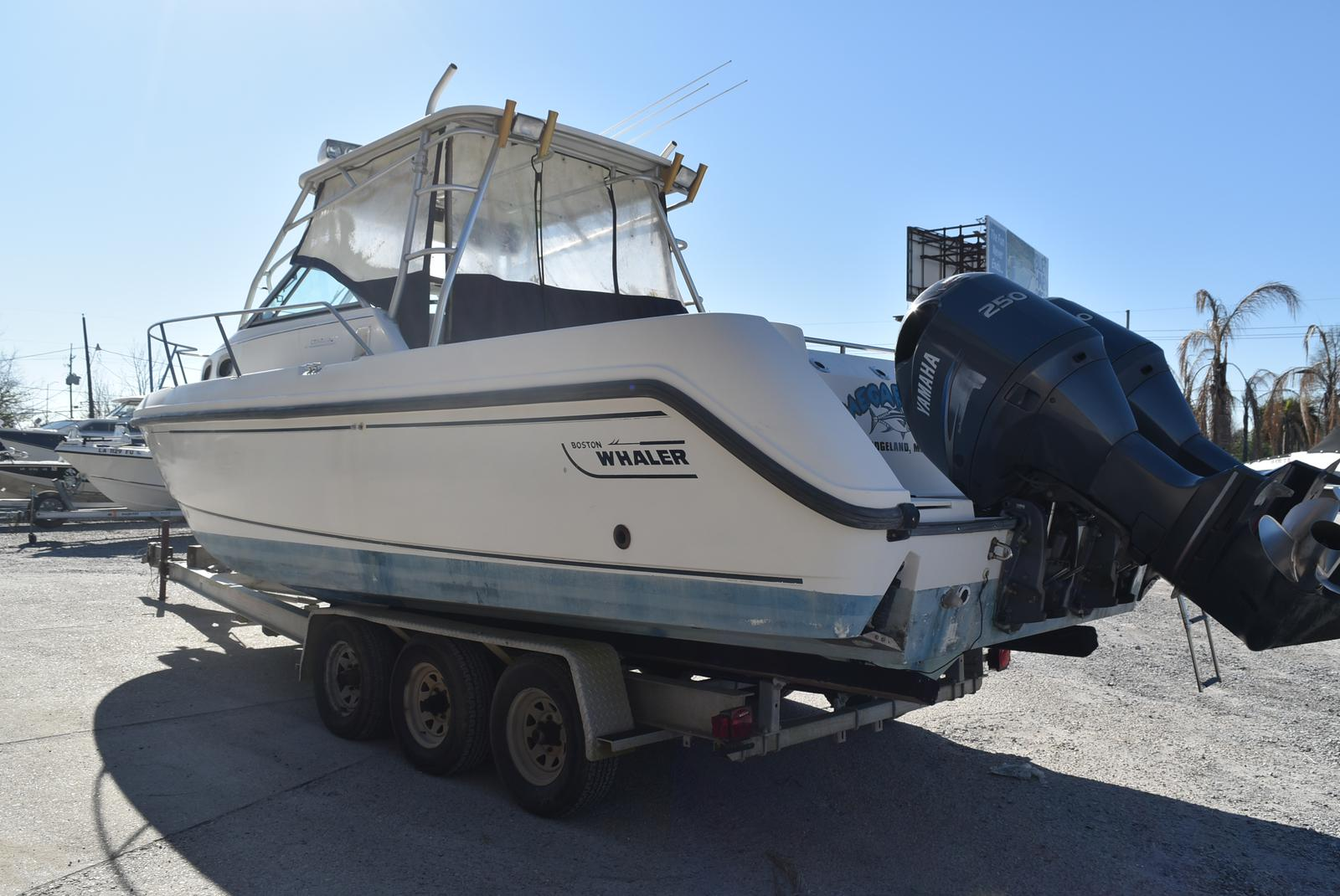 1999 Boston Whaler boat for sale, model of the boat is 285 Conquest & Image # 3 of 50