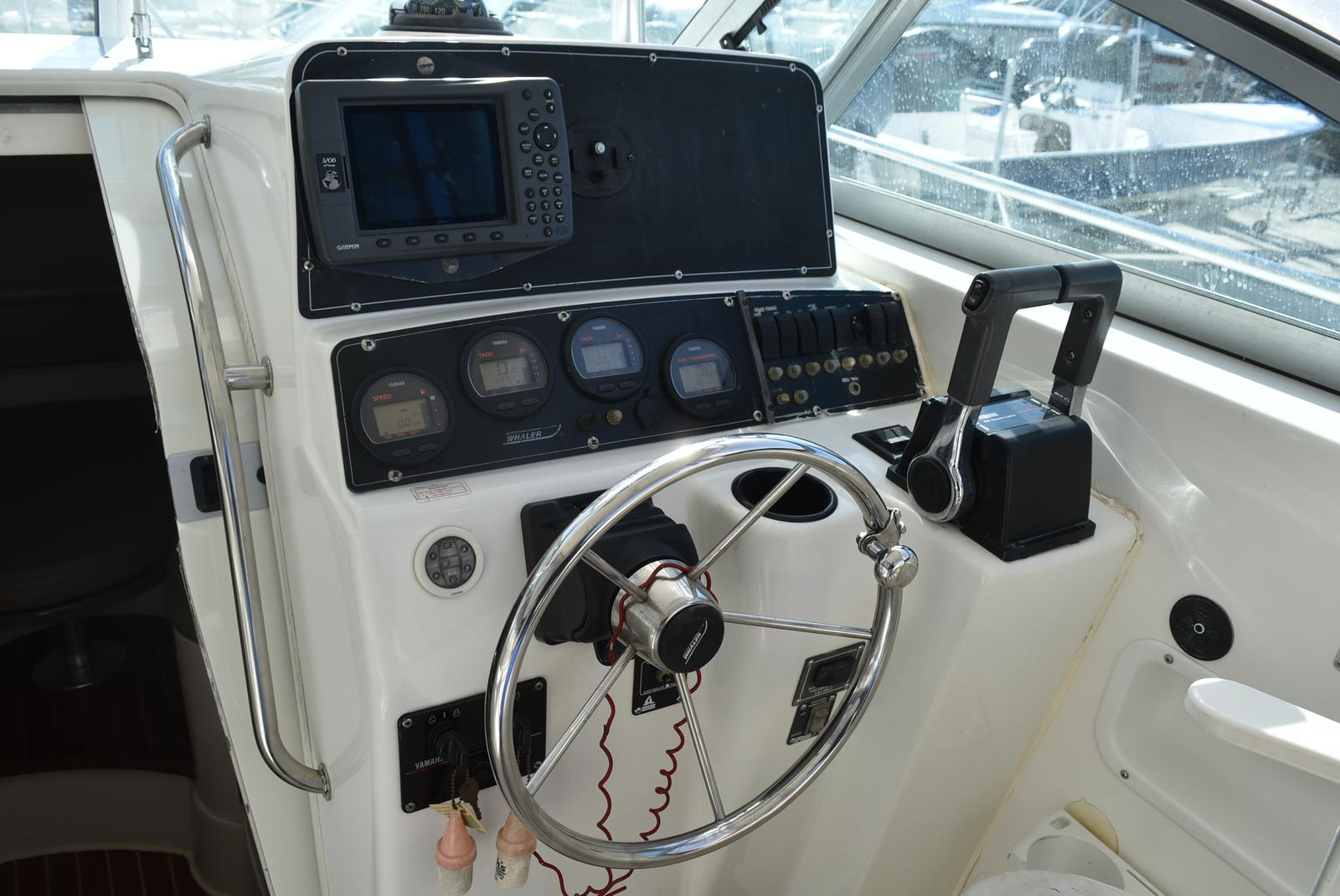 1999 Boston Whaler boat for sale, model of the boat is 285 Conquest & Image # 25 of 50