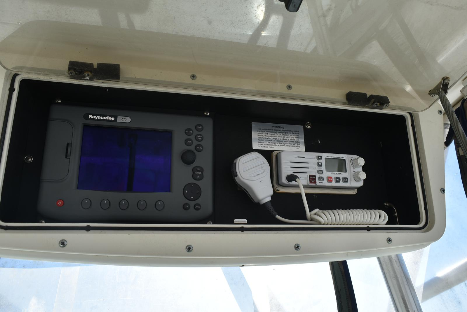 1999 Boston Whaler boat for sale, model of the boat is 285 Conquest & Image # 43 of 50