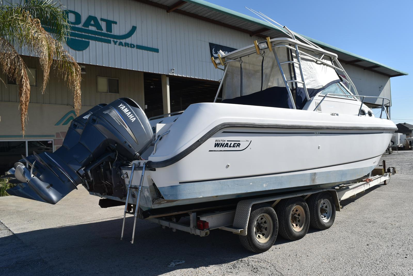 1999 Boston Whaler boat for sale, model of the boat is 285 Conquest & Image # 45 of 50
