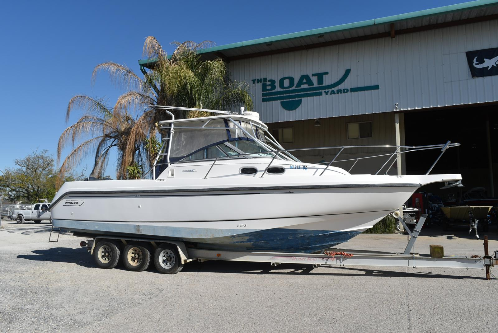 1999 Boston Whaler boat for sale, model of the boat is 285 Conquest & Image # 1 of 50