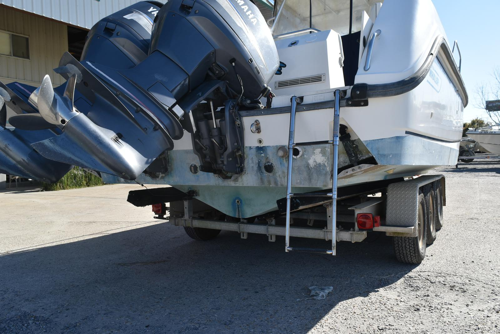 1999 Boston Whaler boat for sale, model of the boat is 285 Conquest & Image # 46 of 50