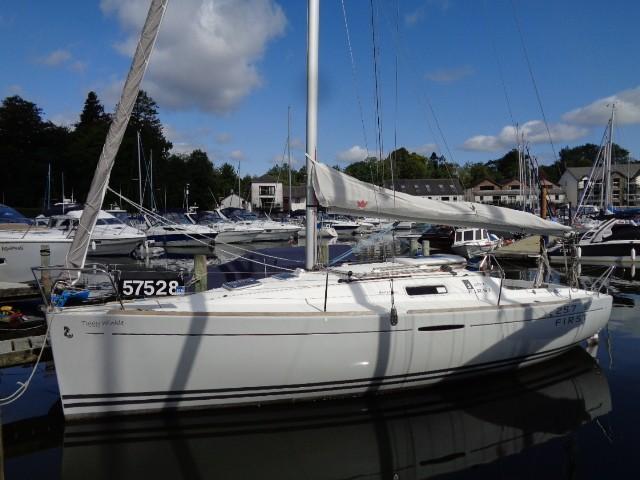 Beneteau First 25.7 S