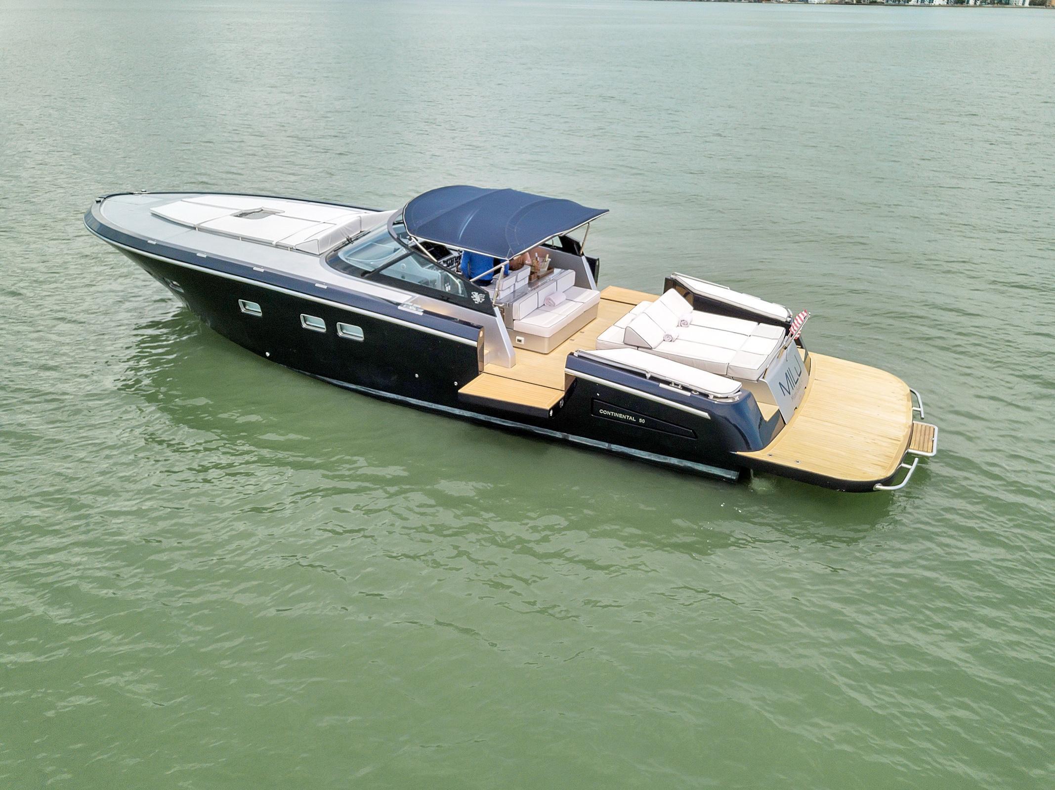 2010 CNM 50' Motor Yacht | HMY Yacht Sales