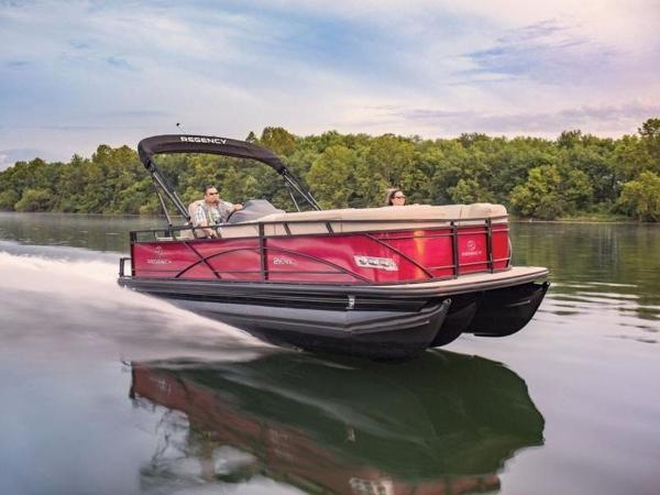 2020 Regency boat for sale, model of the boat is 210 DL3 & Image # 1 of 52
