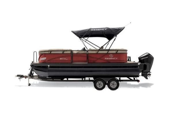 2020 Regency boat for sale, model of the boat is 210 DL3 & Image # 3 of 52