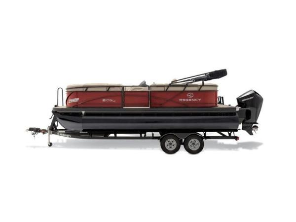 2020 Regency boat for sale, model of the boat is 210 DL3 & Image # 6 of 52
