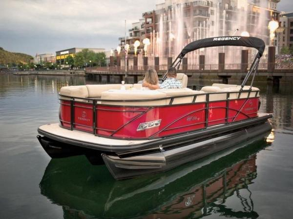 2020 Regency boat for sale, model of the boat is 210 DL3 & Image # 9 of 52