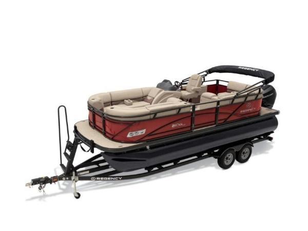 2020 Regency boat for sale, model of the boat is 210 DL3 & Image # 17 of 52