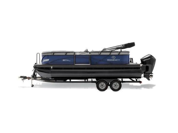 2020 Regency boat for sale, model of the boat is 210 DL3 & Image # 30 of 52