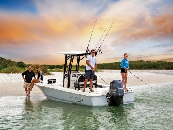 2020 Robalo boat for sale, model of the boat is 226 Cayman & Image # 3 of 20
