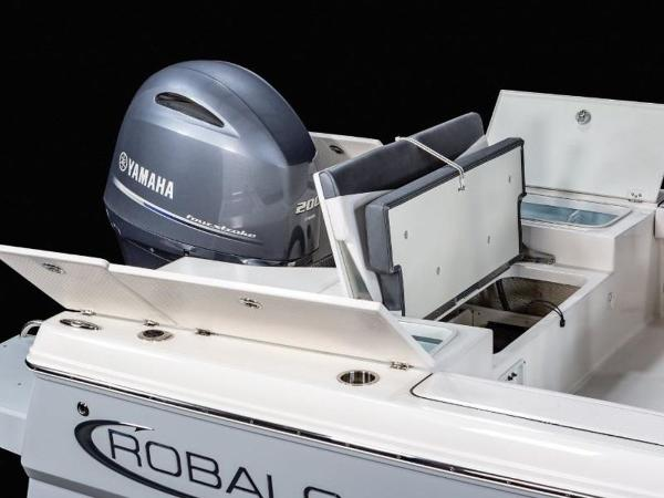 2020 Robalo boat for sale, model of the boat is 226 Cayman & Image # 18 of 20