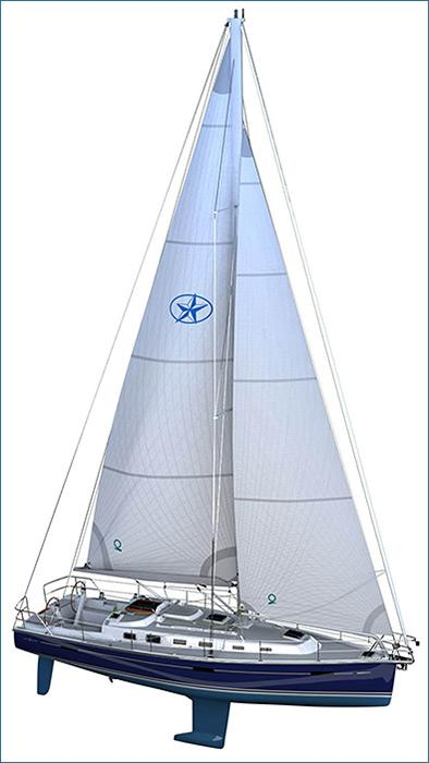 A Performance Racer/Cruiser Available With 5'2