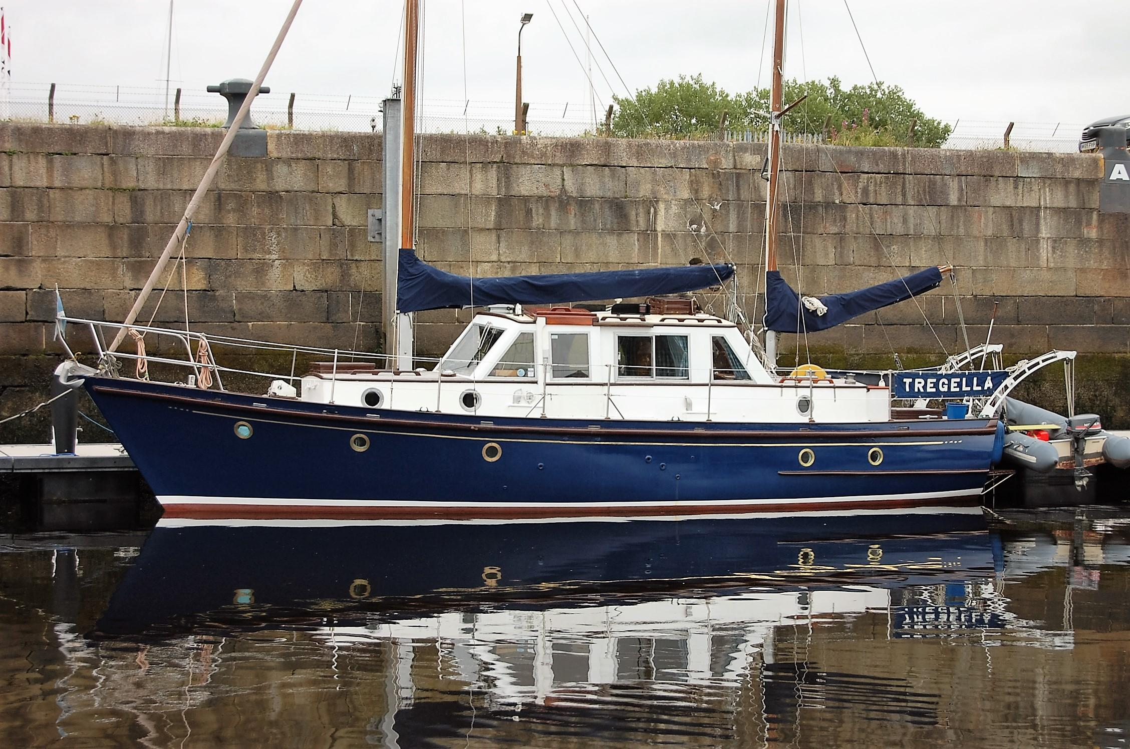Lundy Class Motor sailer Ketch