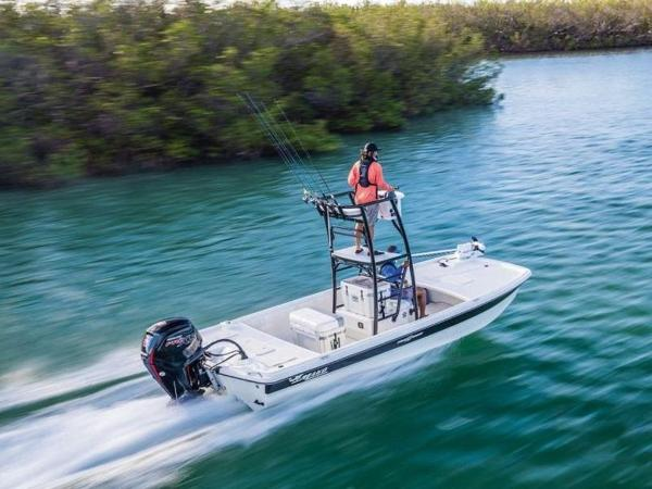 2020 Mako boat for sale, model of the boat is Pro Skiff 19 Top Drive & Image # 3 of 31
