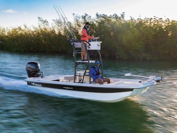 2020 Mako boat for sale, model of the boat is Pro Skiff 19 Top Drive & Image # 1 of 31
