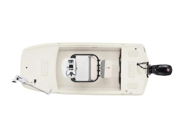 2020 Mako boat for sale, model of the boat is Pro Skiff 19 Top Drive & Image # 5 of 31