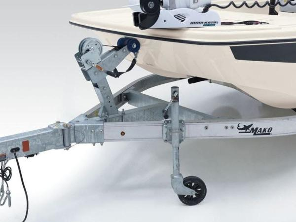 2020 Mako boat for sale, model of the boat is Pro Skiff 19 Top Drive & Image # 22 of 31