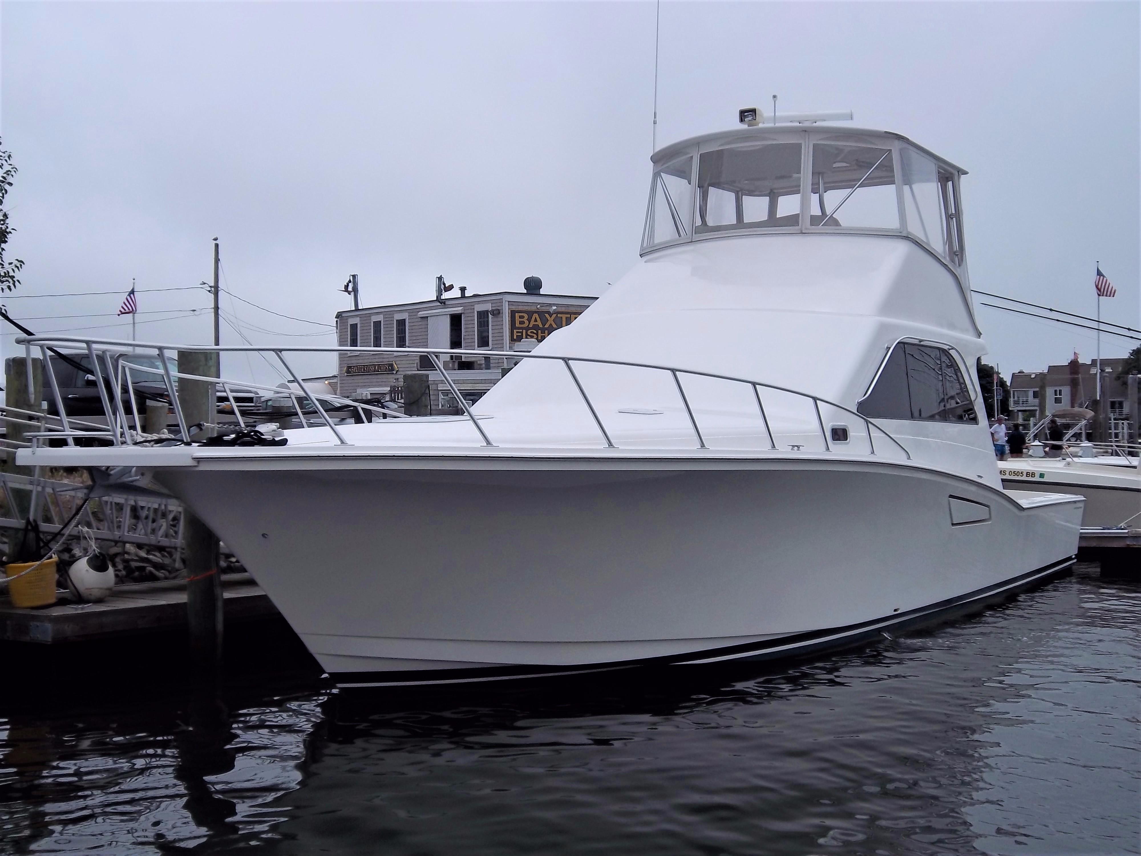 Cabo Yachts47 Flybridge Sportfisher