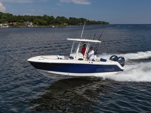 2020 Robalo boat for sale, model of the boat is R242 & Image # 3 of 6