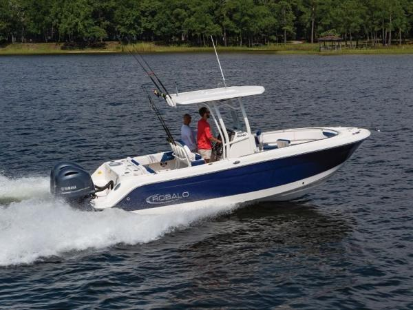 2020 Robalo boat for sale, model of the boat is R242 & Image # 4 of 6