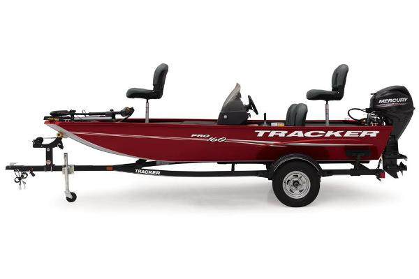 2020 Tracker Boats boat for sale, model of the boat is Pro 160 & Image # 4 of 117
