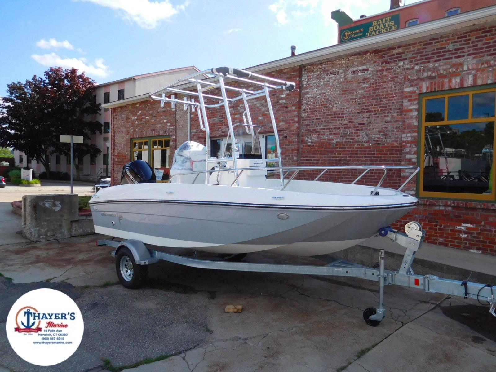 2018 BAYLINER ELEMENT F18 for sale