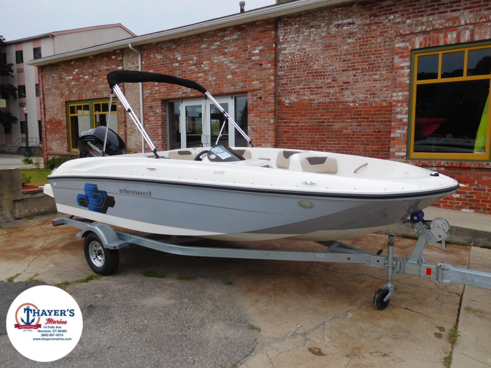 2018 BAYLINER ELEMENT E18 for sale