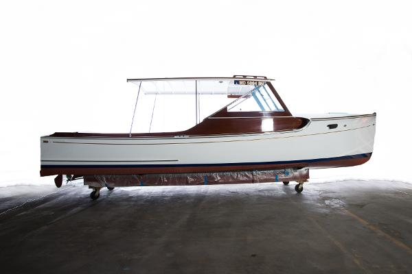 Cutts & Case Runabout