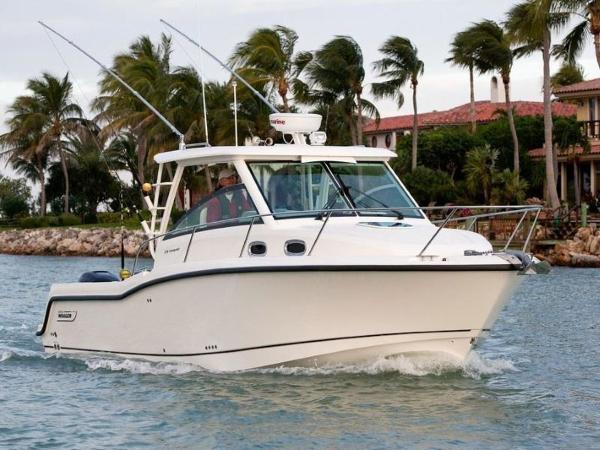 2020 Boston Whaler boat for sale, model of the boat is 315 Conquest & Image # 3 of 79