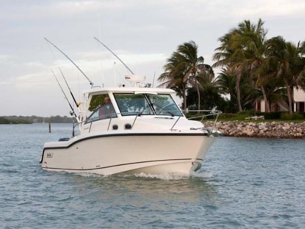 2020 Boston Whaler boat for sale, model of the boat is 315 Conquest & Image # 4 of 79