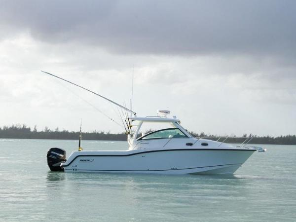 2020 Boston Whaler boat for sale, model of the boat is 315 Conquest & Image # 6 of 79