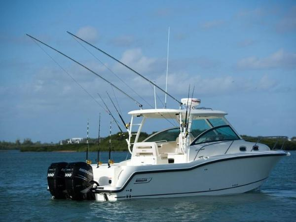 2020 Boston Whaler boat for sale, model of the boat is 315 Conquest & Image # 8 of 79