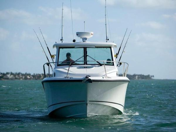 2020 Boston Whaler boat for sale, model of the boat is 315 Conquest & Image # 9 of 79