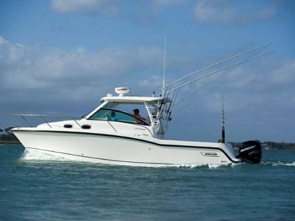 2020 Boston Whaler boat for sale, model of the boat is 315 Conquest & Image # 12 of 79