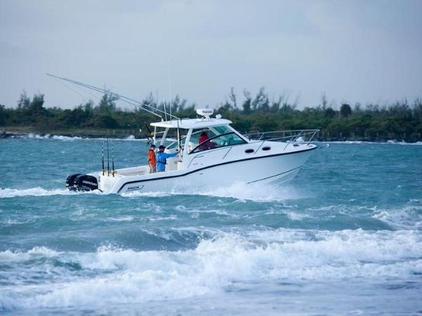 2020 Boston Whaler boat for sale, model of the boat is 315 Conquest & Image # 17 of 79
