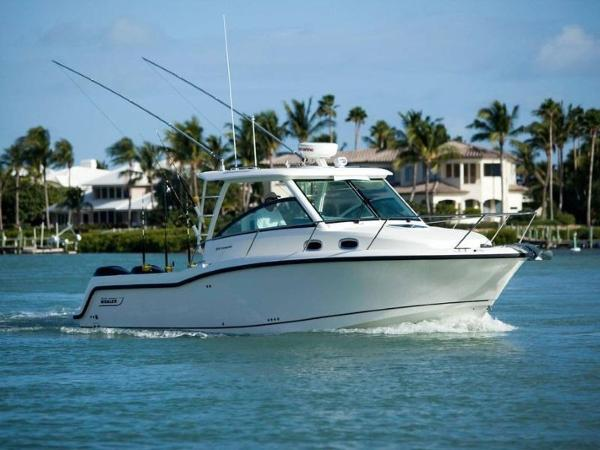 2020 Boston Whaler boat for sale, model of the boat is 315 Conquest & Image # 20 of 79