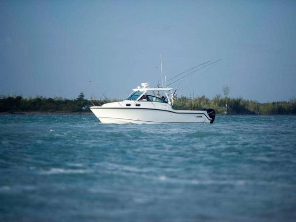 2020 Boston Whaler boat for sale, model of the boat is 315 Conquest & Image # 22 of 79