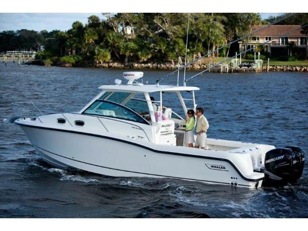 2020 Boston Whaler boat for sale, model of the boat is 315 Conquest & Image # 24 of 79