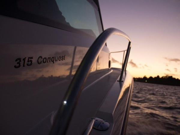 2020 Boston Whaler boat for sale, model of the boat is 315 Conquest & Image # 25 of 79