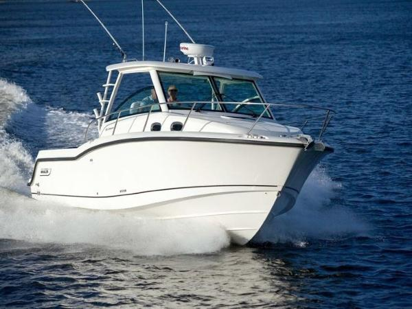 2020 Boston Whaler boat for sale, model of the boat is 315 Conquest & Image # 26 of 79