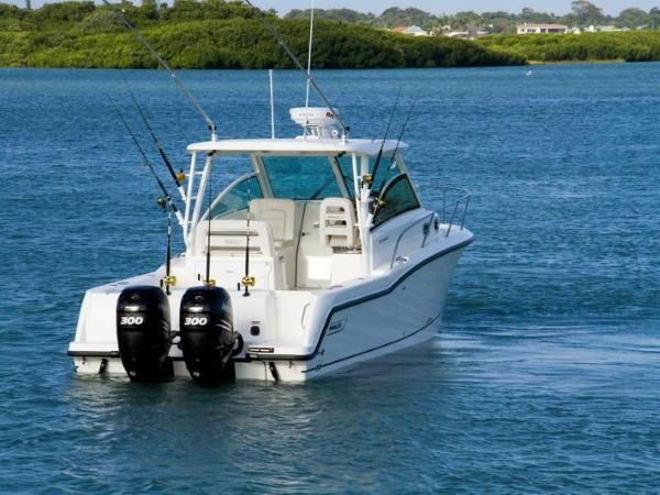 2020 Boston Whaler boat for sale, model of the boat is 315 Conquest & Image # 29 of 79