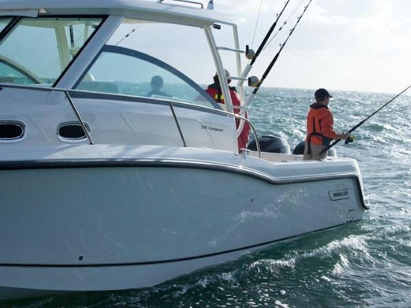 2020 Boston Whaler boat for sale, model of the boat is 315 Conquest & Image # 31 of 79