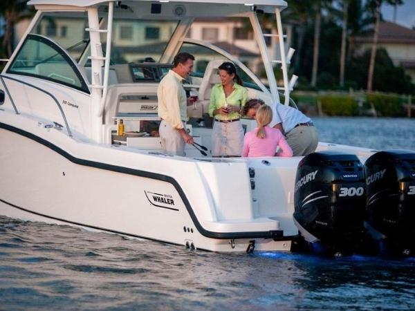 2020 Boston Whaler boat for sale, model of the boat is 315 Conquest & Image # 33 of 79