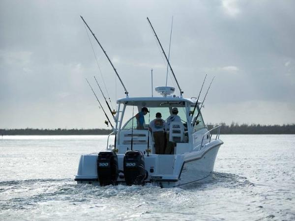 2020 Boston Whaler boat for sale, model of the boat is 315 Conquest & Image # 37 of 79