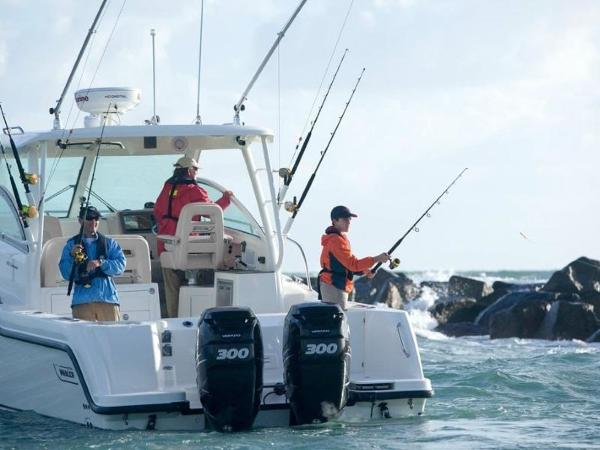 2020 Boston Whaler boat for sale, model of the boat is 315 Conquest & Image # 43 of 79