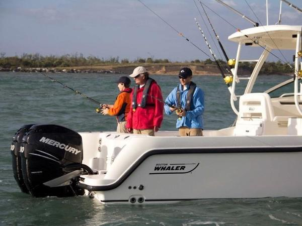 2020 Boston Whaler boat for sale, model of the boat is 315 Conquest & Image # 44 of 79