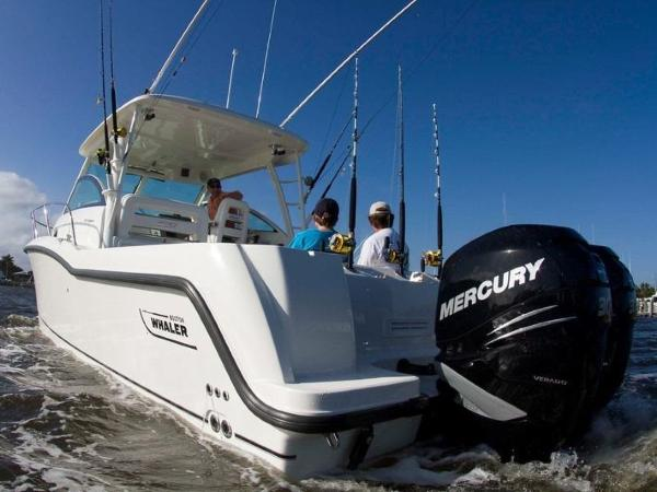 2020 Boston Whaler boat for sale, model of the boat is 315 Conquest & Image # 49 of 79